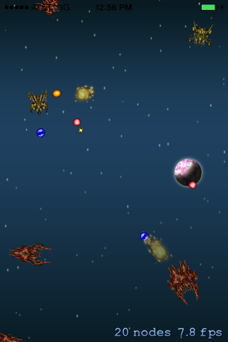 Space Game (iOS)